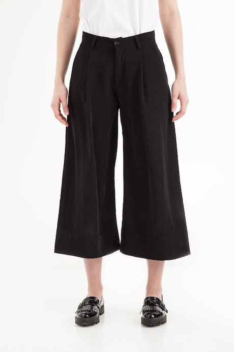 Woman's Trousers - PW2493TVIKP