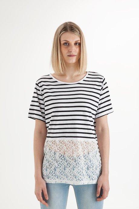 Woman's T-shirt - TW2445TJSTP