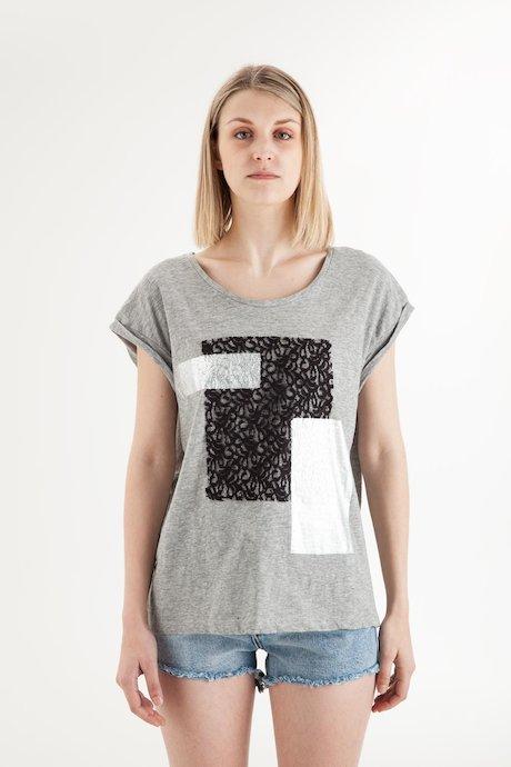 Woman's T-shirt - TW2448TJSSG