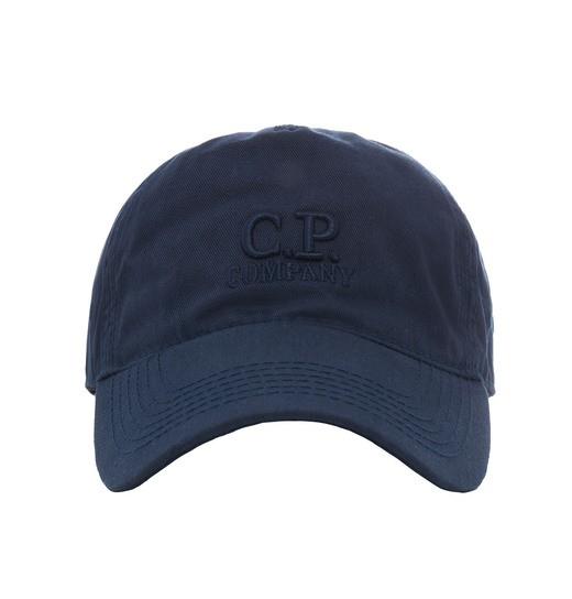 GOGGLE BASEBALL LOGO CAP