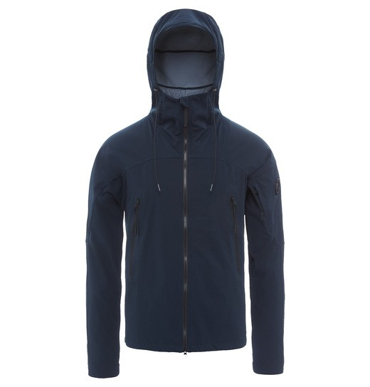 PRO-TEK HOODED JACKET