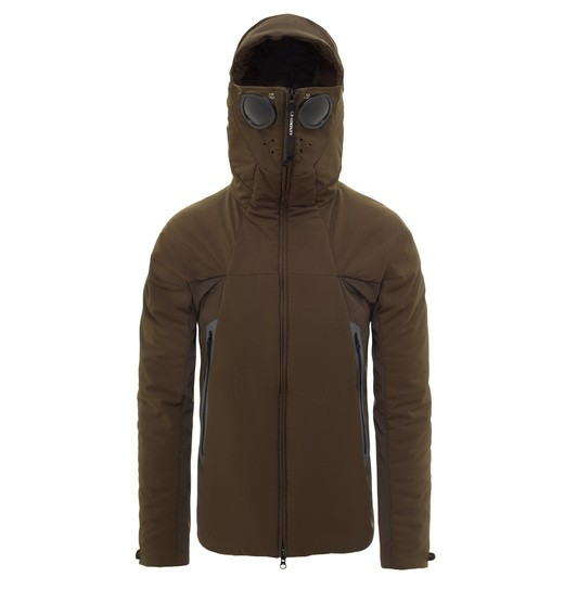 PRO-TEK INSULATED EXPLORER GOGGLE JACKET