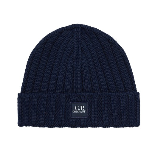 UNDER16 WOOL BEANIE HAT