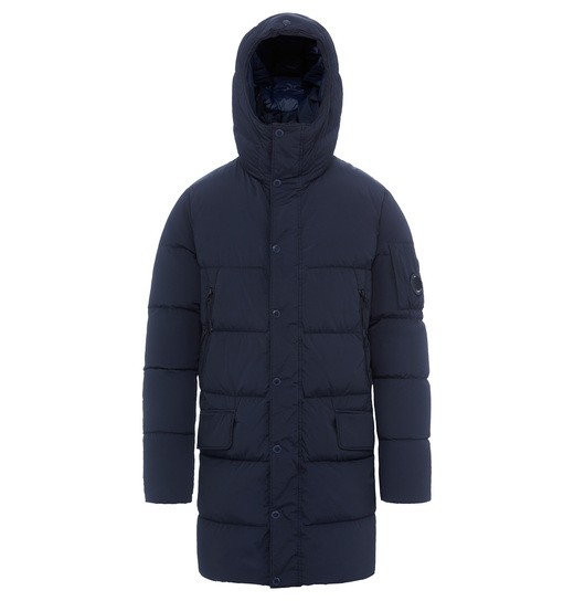 NYCRA LENS LONG DOWN JACKET
