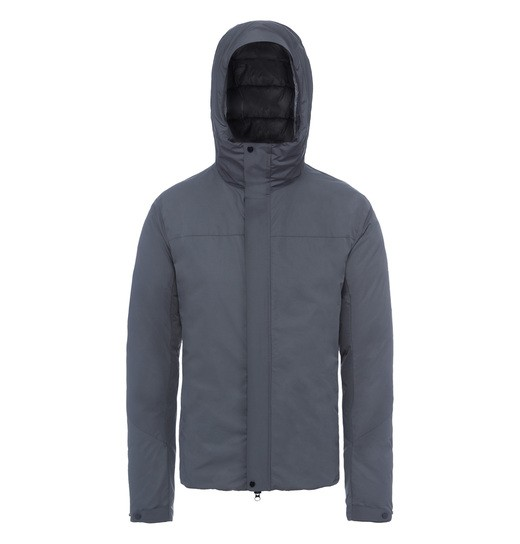 MICRO M HOODED JACKET