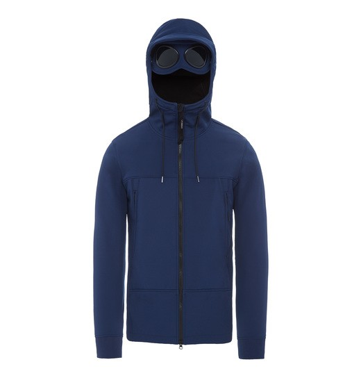 C.P. SOFT SHELL GOGGLE ZIP JACKET