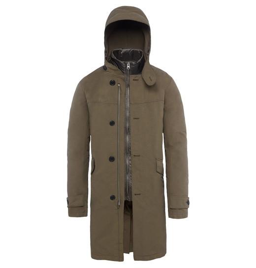 Micro Kei Long Parka Jacket | C.P. Company Online Store