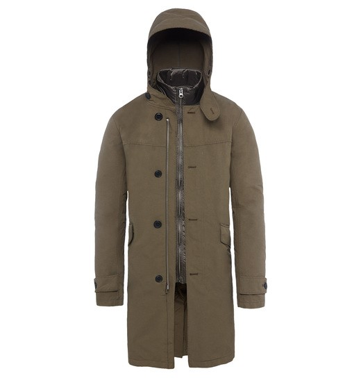 MICRO KEI LONG PARKA JACKET