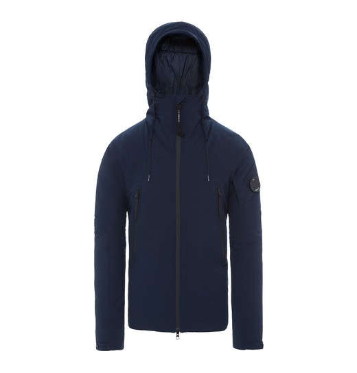 PRO-TEK LENS HOODED JACKET