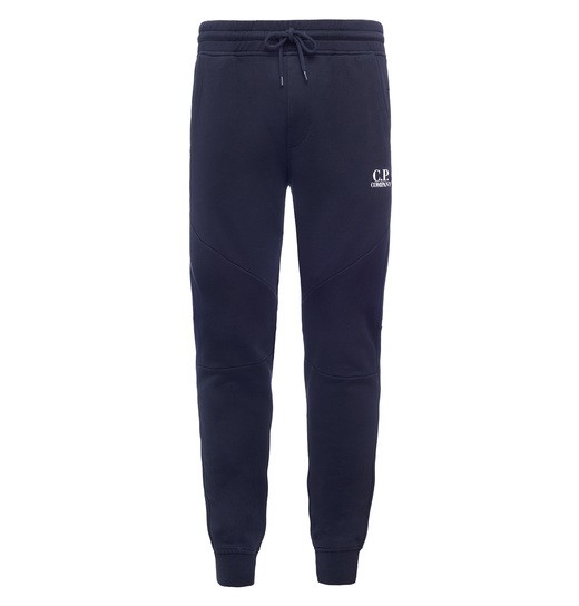 DIAGONAL FLEECE JOGGING PANTS