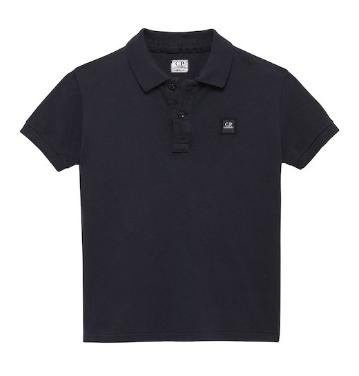 UNDER16 GD COTTON PIQUET SS POLO 2-8 YRS