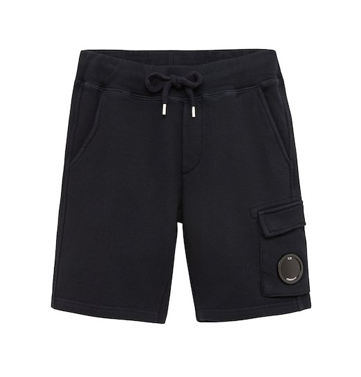 UNDER16 FLEECE LENS SHORTS 2-8 YRS