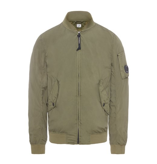NYCRA GD LENS MILITARY BOMBER JACKET