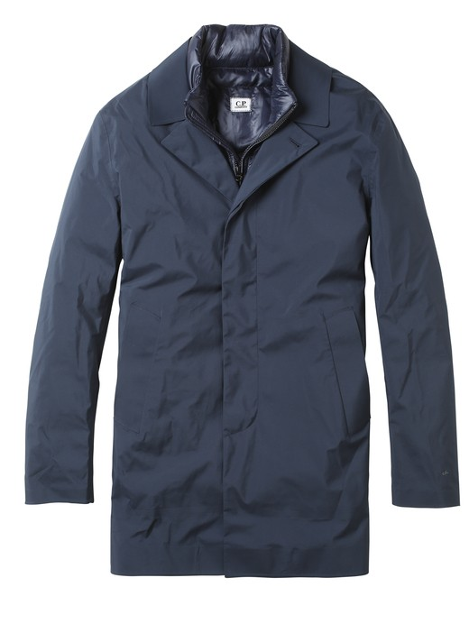 T-MACK CLASSIC RAINCOAT WITH REMOVABLE INNER LINING