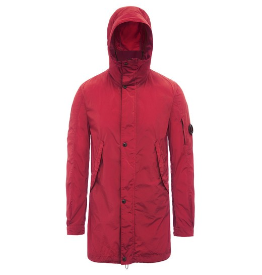 WEB EXCLUSIVE NYCRA FISHTAIL PARKA