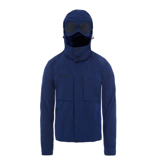 MICROFIBER GOGGLE OVER SHIRT JACKET