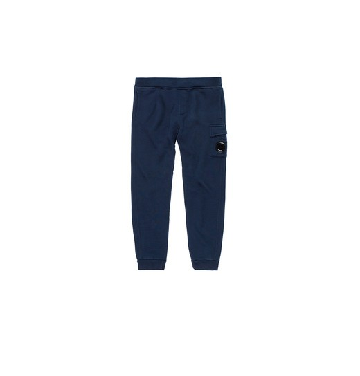 COTTON FLEECE CARGO TRACKPANT