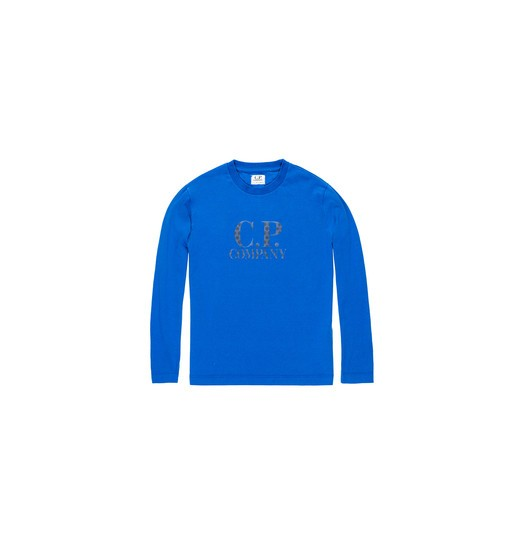 LONG SLEEVED LOGO T-SHIRT