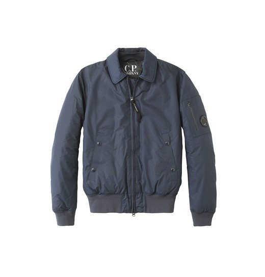 MICRO-M FLIGHT JACKET WITH DOWN LINING