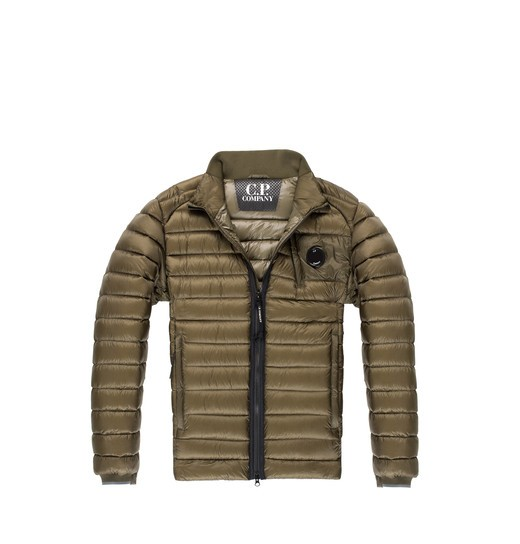 D.D. SHELL 3-POCKET DOWN JACKET