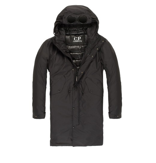 MICRO-M PARKA WITH DOWN LINING