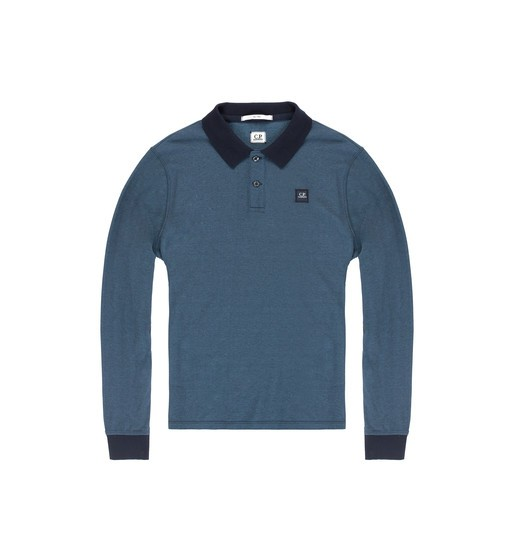 TACTIN LONG SLEEVED POLO