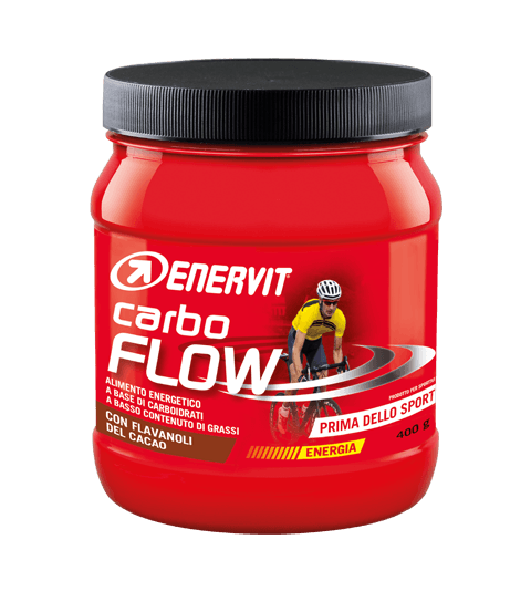 ENERVIT CARBO FLOW - Cacao