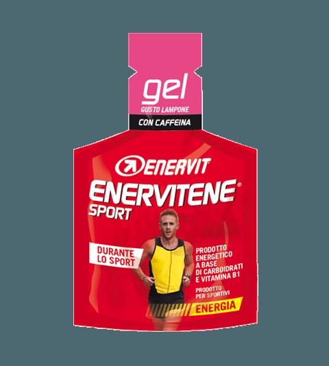 ENERVITENE SPORT GEL - Lampone