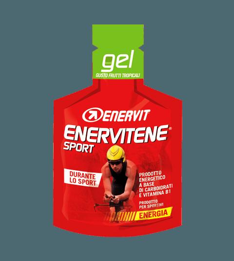 ENERVITENE SPORT GEL - Frutti Tropicali