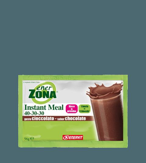 ENERZONA INSTANT MEAL 40-30-30 CIOCCOLATO - Cioccolato