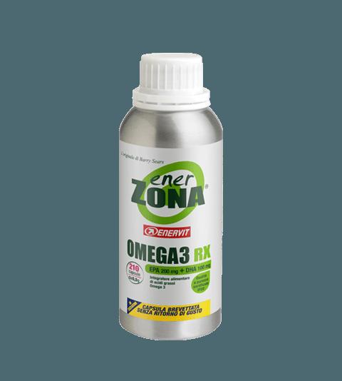 ENERZONA OMEGA 3 RX  210 cps