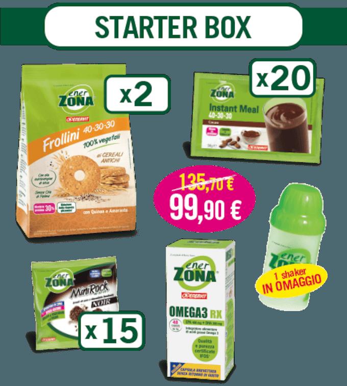 ENERZONA STARTER BOX