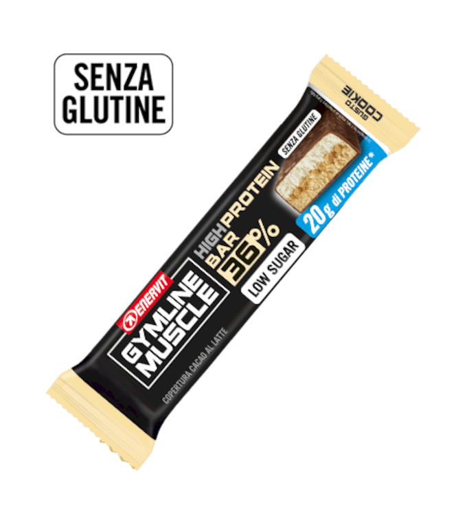 GYMLINE HIGH PROTEIN BAR 36% COOKIE