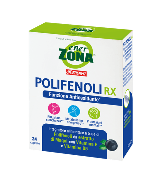 ENERZONA POLIFENOLI RX