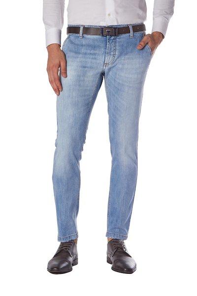 American pocket long jean with  grindings
