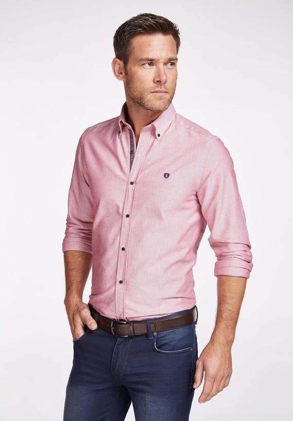 Camisa oxford sport