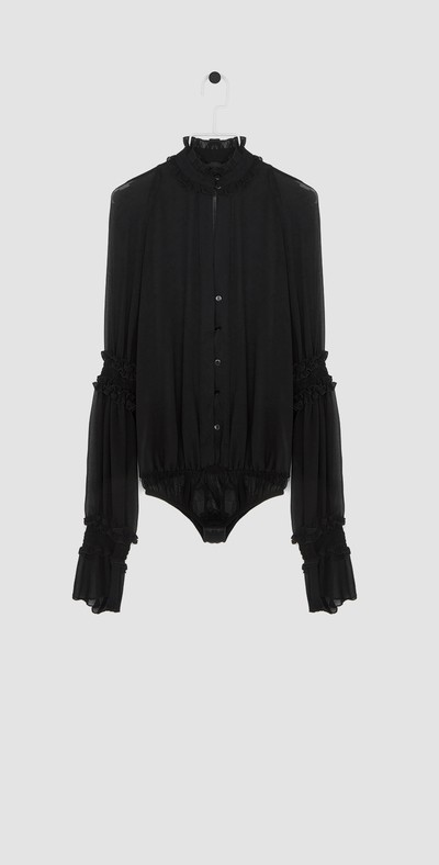 Black body shirt