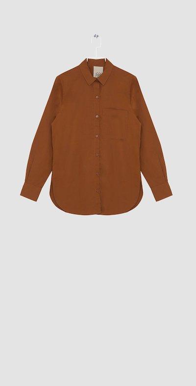 Bronze shirt