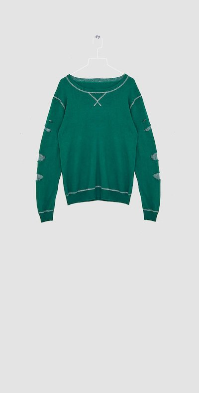 Emeral green t-shirt
