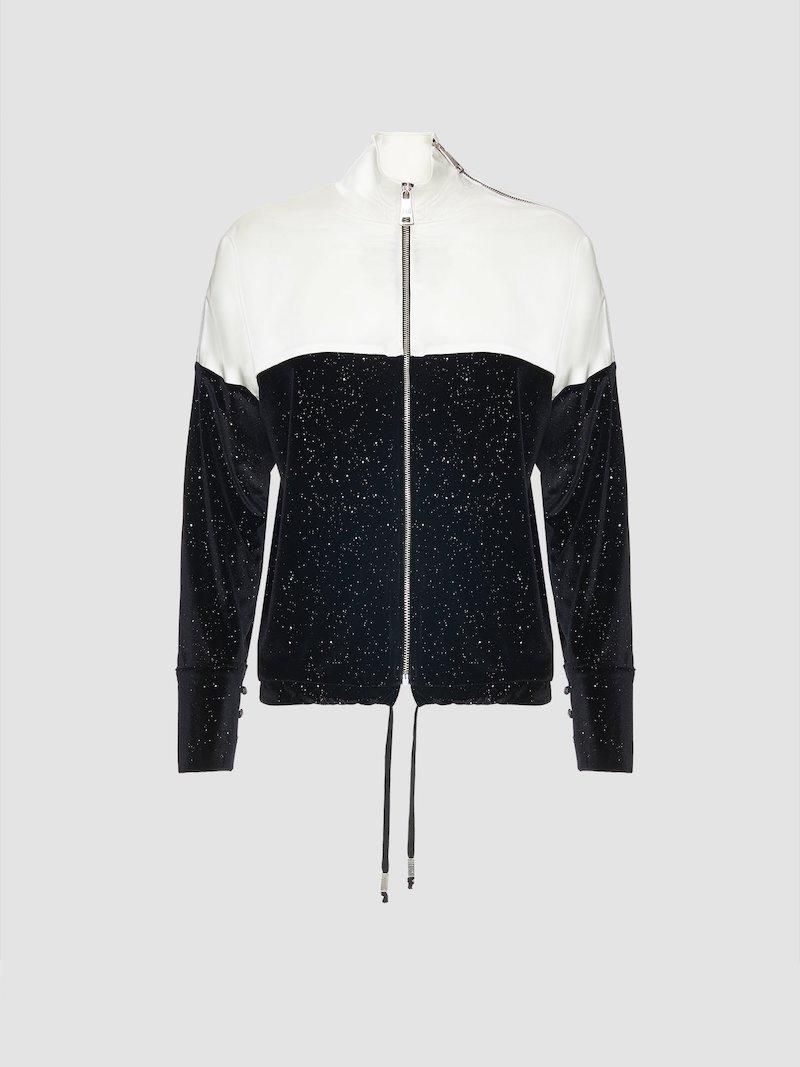 Double color jacket