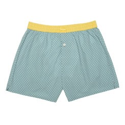 GREEN PALM BOXER SHORTS