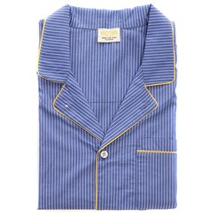 ROYAL BLUE STRIPES PYJAMAS