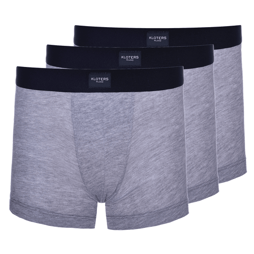 Grey boxer briefs pack