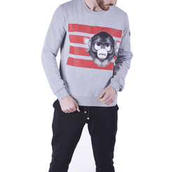 SWEATSHIRT MONKEY USA
