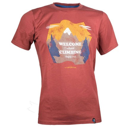 Welcome T-Shirt M