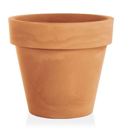 Teraplast Vaso Standard One 140 cm - Light Brown