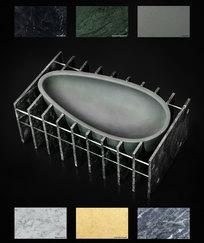 Tera Lagrange Marble Structure