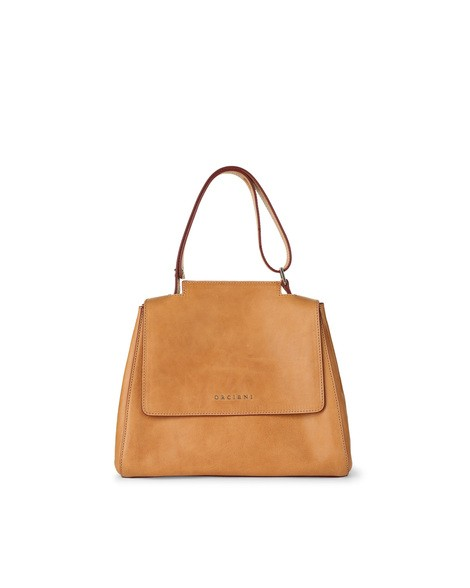 Orciani SOUL LEATHER SVEVA BAG