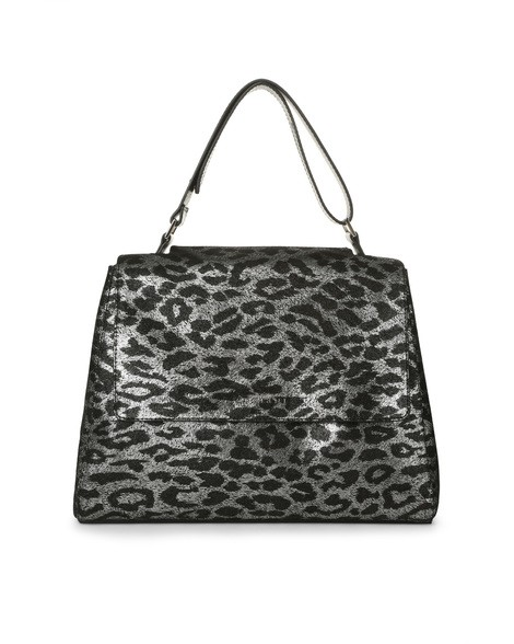 Orciani JUNGLE LEATHER MEDIUM SVEVA BAG