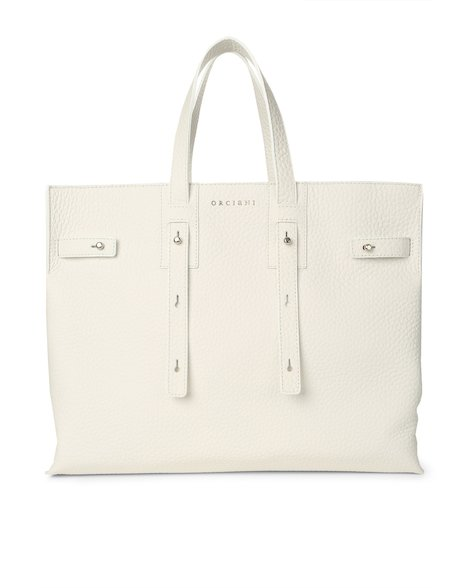 Orciani SOFT LEATHER PETRA BAG